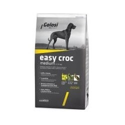 Golosi Dog Easy Croc Medium 12kg crocchette cane