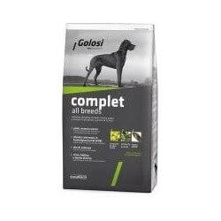 Golosi Dog Complet 12kg all breeds crocchette cane