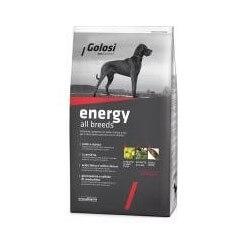 Golosi Dog Energy 12kg all breeds crocchette cane