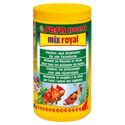 Sera Pond Mix Royal mangime per pesci