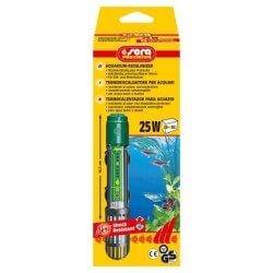 Sera Termoriscaldatore 25w per aquari