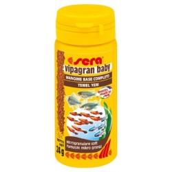 Sera Vipagran Baby mangime in granuli per pesci