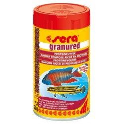 Sera Granured mangime granulato per pesci