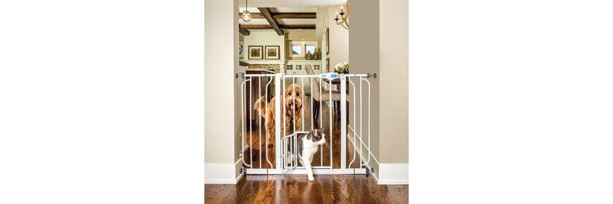 Cancelletti per cani e gatti