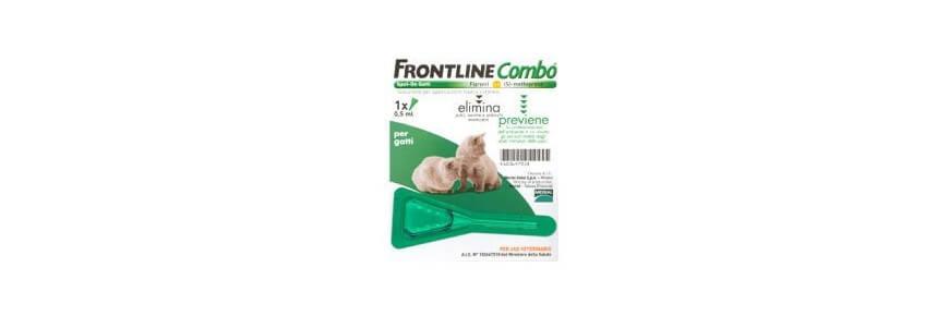 Antipulci per gatti Frontline per gatti