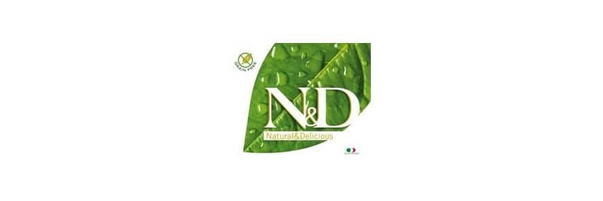 N&D Farmina Natural & Delicious alimenti gatto