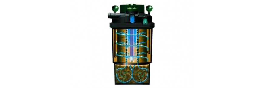 Filtri Pressurizzati UV