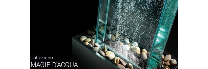 Cascate artificiali per interni   aquazoomania shop