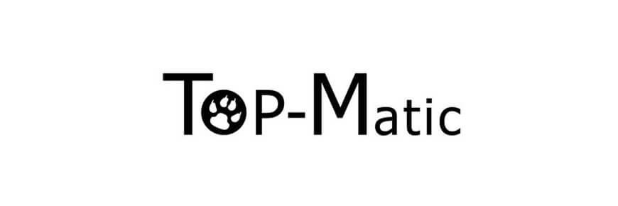 Top Matic manicotti e palline magnetiche per l'addestramento del cane